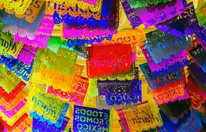 El Arte Popular Mexicano de Papel Picado