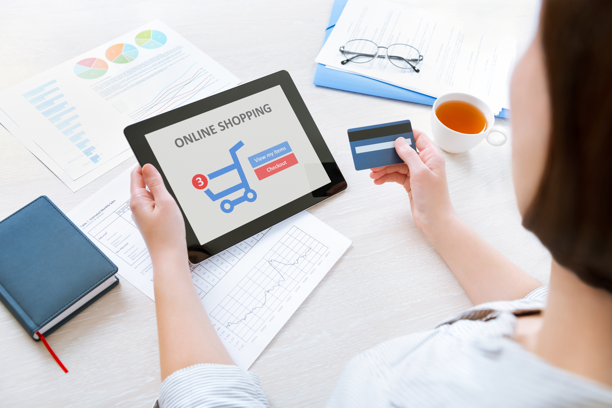 how to deliver and sell online