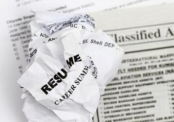 Free Blank Resume Form