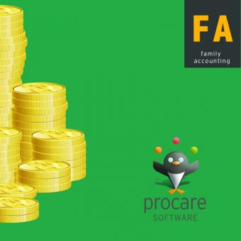 Family Accounting module from Procare Software