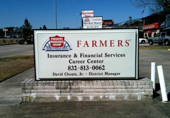 Ideas for Outdoor Business Signs