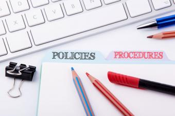 Free Samples of Policies and Procedures