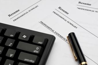 Samples of Resume Formats
