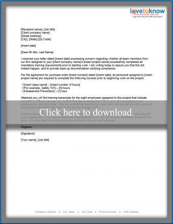 Response to non-compliance notification printable pdf