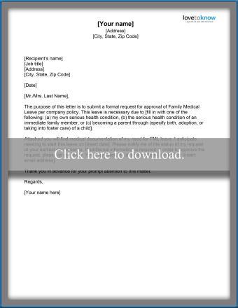 FML letter