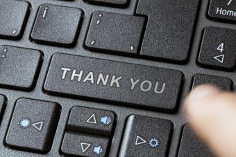Business Thank You Letter Format and Examples