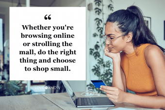 Quotes About Shopping With Small Businesses