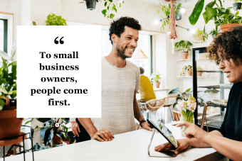 Messages From Small Business Owners to Customers