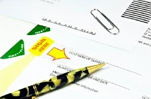 Mailing Tax Forms