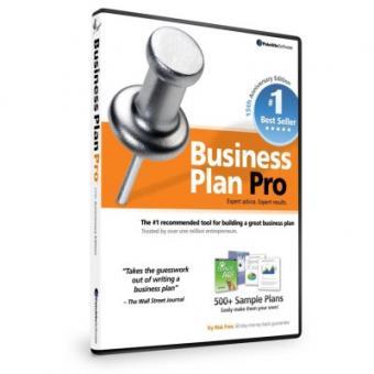 Startup Business Plan Software