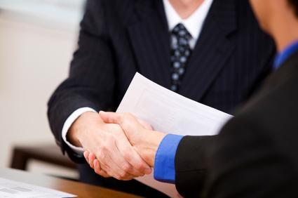 Promotion Handshake