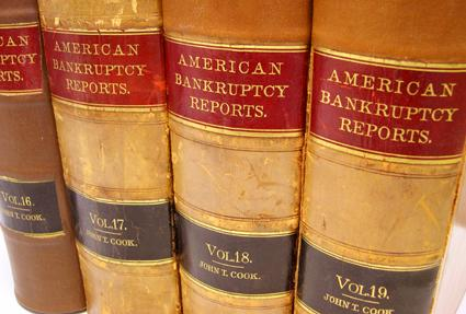 Bankruptcy books