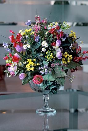 Office flower bouquet