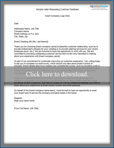 Sample request for a letter of recommendation customer feedback request letter spiritdancerdesigns Image collections
