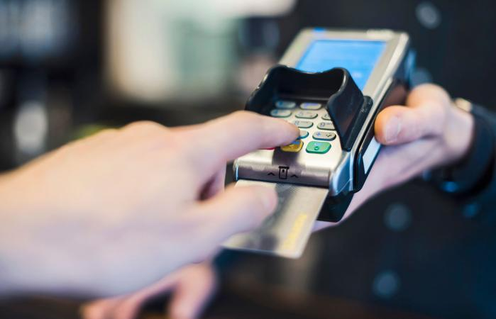 Accepting credit cards increases your options.
