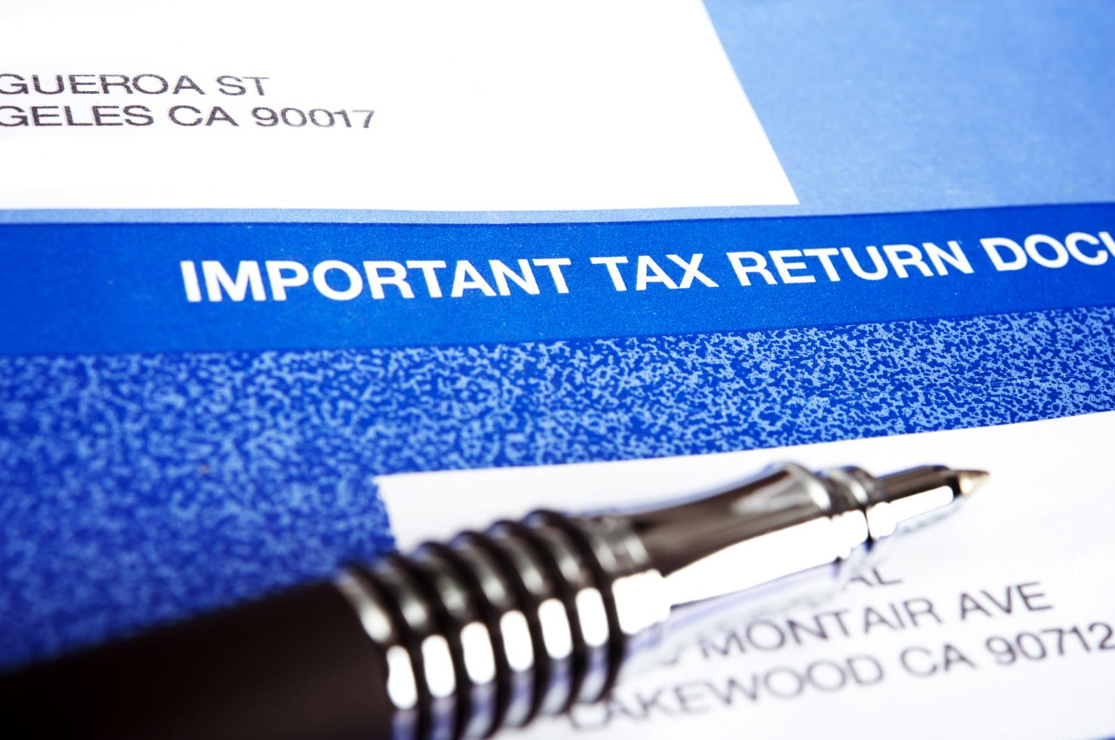 California Tax Payments