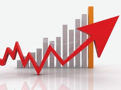Concept image for rising profit goals