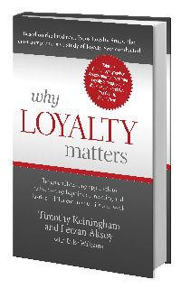 Ground breaking research indicates that loyalty does matter towards employee satisfaction and retention.