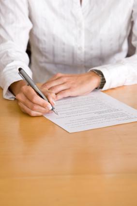 Executive summary sample letter.