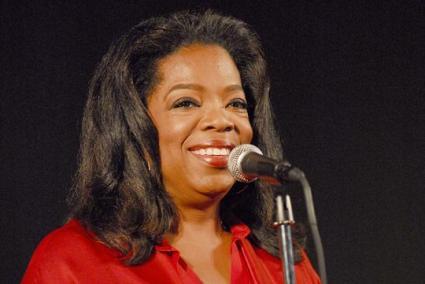 Oprah a Famous Black Entrepreneur