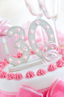 Awesome 30Th Birthday Cake Ideas Lovetoknow Personalised Birthday Cards Cominlily Jamesorg