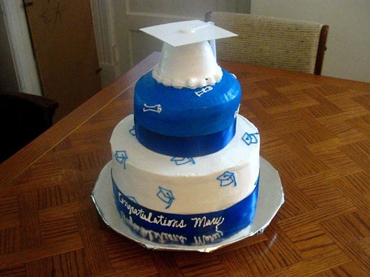 Graduation Cake Designs Lovetoknow