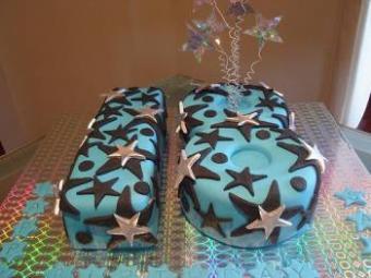 Sweet 18 Birthday Cakes