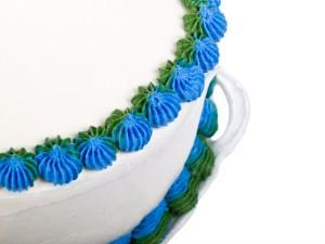 green and blue border