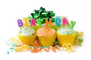 Birthday Cupcake Cakes