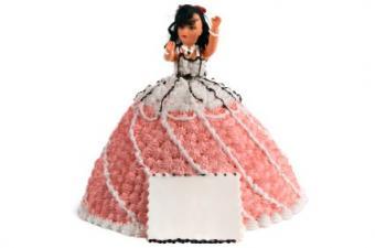 Doll Cake Designs