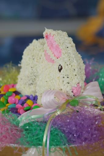 Pictures of Easter Bunny Cake Ideas