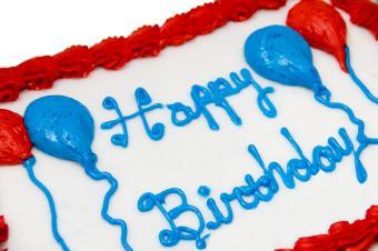 Birthday Cake Design Ideas