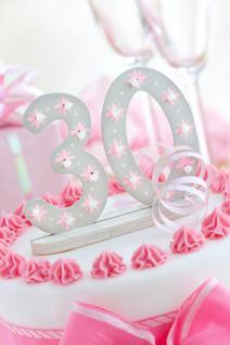 30th Birthday Cake Ideas