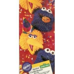 Big Bird and Cookie Monster Pan