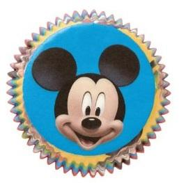 Wilton Mickey Mouse Clubhouse Baking Cups