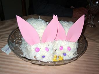 bunny buddies cakes