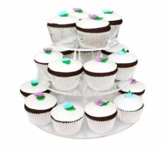 Acrylic Cupcake Holder