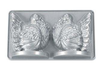 Nordic Ware Platinum Collection 3-D Turkey Cake Pan