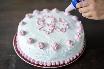 Cake Decorating Patterns