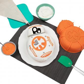 Star Wars BB-8 Silicone Cake Mold