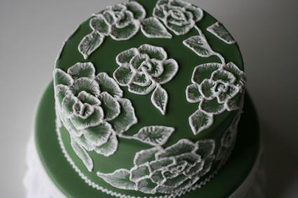Cake Decorating Border Designs