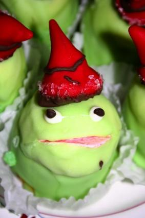 Frog prince cake; © Rimas Zilinskas