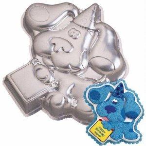 Groovy Blues Clues Birthday Cake Lovetoknow Personalised Birthday Cards Fashionlily Jamesorg