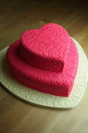 Heart Shaped Cakes Lovetoknow