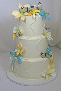 Cake by Chef Dana Herbert