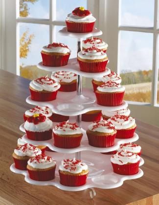 5 tier cupcake holder