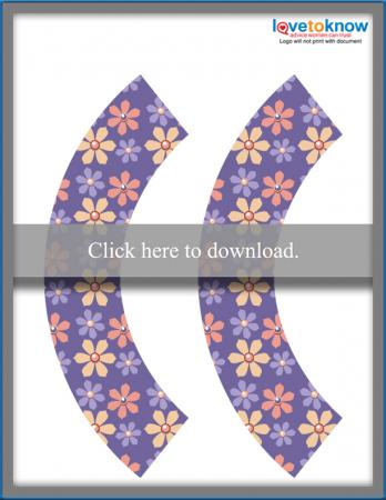 Click to download the flower wrappers.