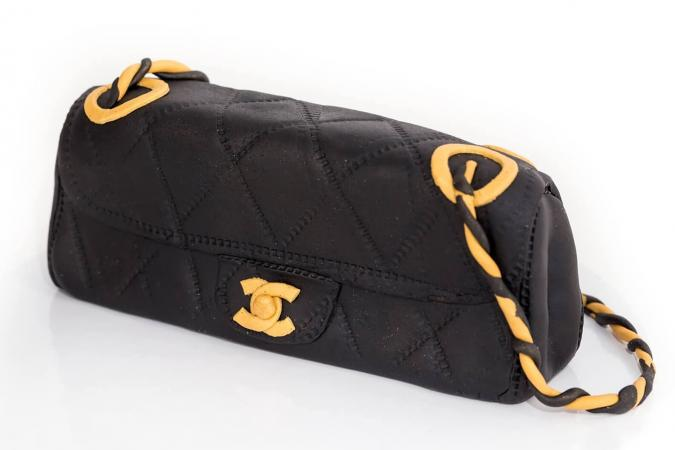 Cake purse