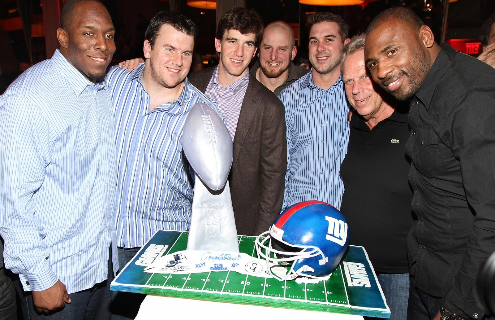 Super Bowl XLVI Championship Dinner