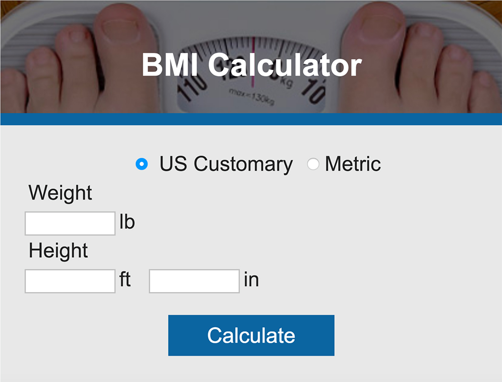 us bmi calculator